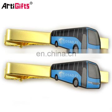 Wholesale custom design clip on tie clip hardware