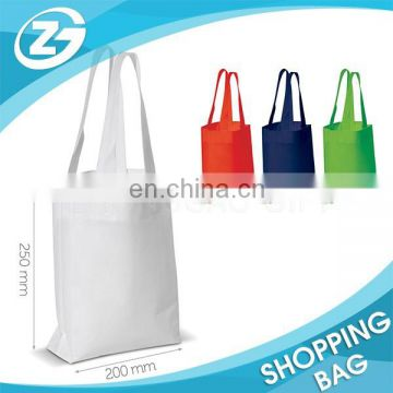 120 gsm Handle Shopping Custom Logo non woven beach bag