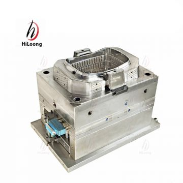 quality plastic basket injection mold manufacturer