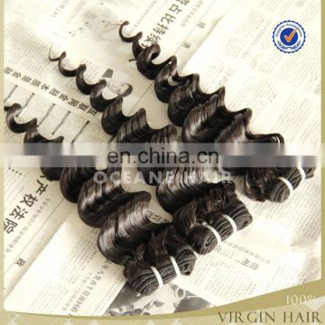 No chemical processed raw virgin unprocessed free sample 6a bundle brazilian virgin hair