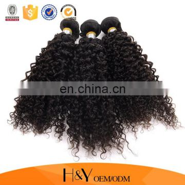 Brazilian Curly Hair Weave Wholesale 100% human hair Brazilian Hair Extensions South Africa