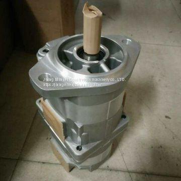 D41 gear pump assy 705-52-21170 komatsu bulldozer hydraulic
