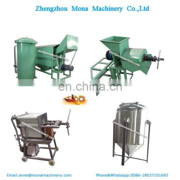 New technology palm oil press machine for sale/oil palm mill and factory