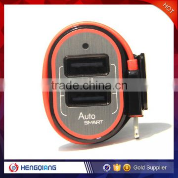 Wholesale Replacement Parts car battery charger with dual usb port