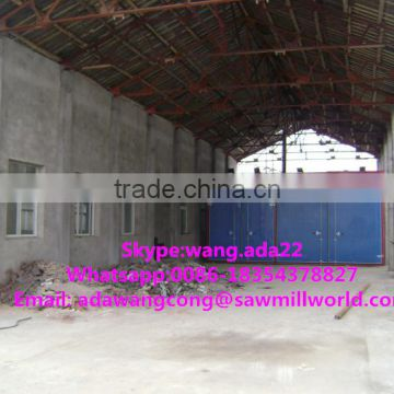 Kiln Drying Chamber Electric Wood Drying Kiln For Africa
