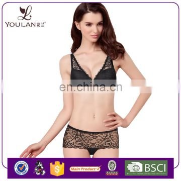 Top selling products in alibaba ladies sexy designer net bra set sets sexy fancy bra panty set