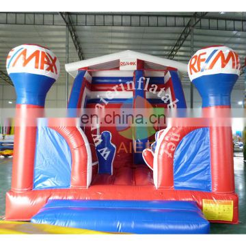 Kids adult jumpers bouncers inflatable castle slide, balloon inflatable bounce house