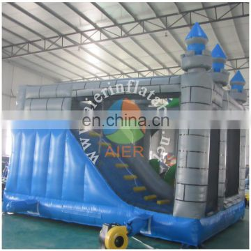 Happy baby elephant inflatable castle/amusement park inflatable bouncer for children/super beautiful inflatable castle for kids