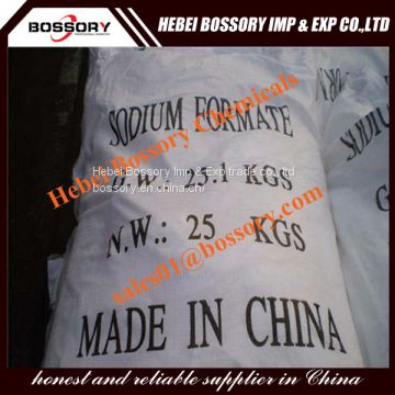 sodium formate used in leather tanning industry