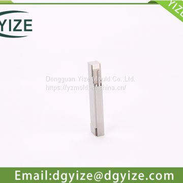 Professional core pin machining shop with hot sale ISO mould slide insert
