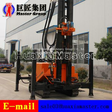 FY400 crawler type pneumatic  deep water drilling machine for sale