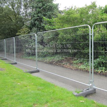 Temporary fence/ construction fence/construction fence for US of