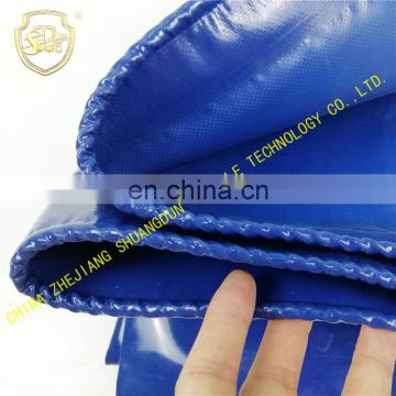 Waterproof and fireproof insulated heat resistant PVC Vinyl Fabric Knife Coated Fabric Tarpaulin
