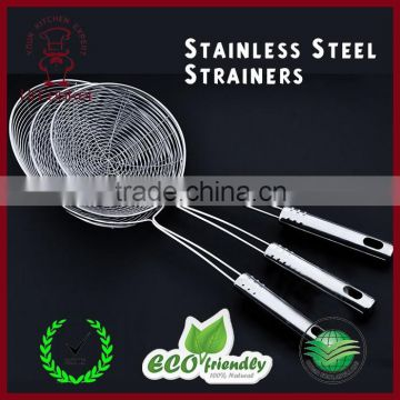 Fine Wire Stainless Steel Strainers