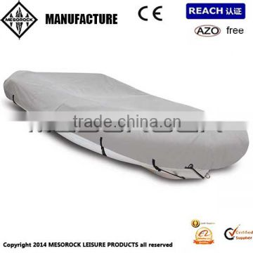 Inflatable Boat Covers Round Bow Hurricane Heavy Duty Inflatable Boat Cover