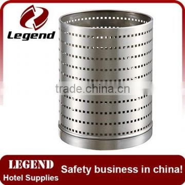 2015 New Advertising Trash stainless steel can