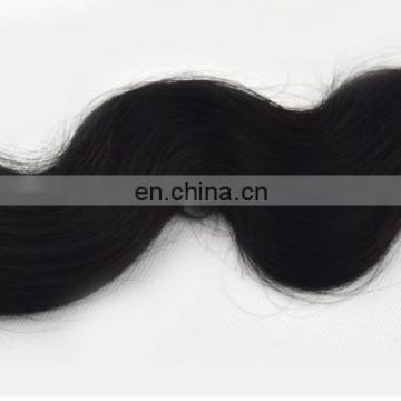 16 inch Brazilian Remy Human Hair Natural color Bdy wave 100% REAL HUMAN HAIR WEAVE