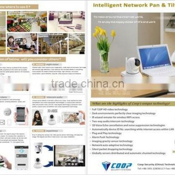 High speed dome Wireless ip camera PTZ IP