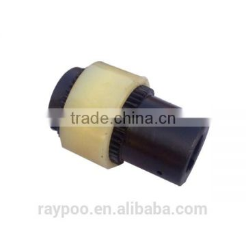 hydraulic pump couplings for shearing machine parts
