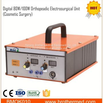 Digital 80W/100W Orthopeadic Electrosurgical Unit (Cosmetic Surgery)