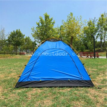 Blue Mountain Tents, 3 Person Portable Tent, 3 Man Camping Trip Sleeping Tent