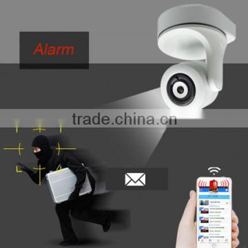 Wifi IP Pan Tilt PTZ Smart Home Security CCTV Camera HD P2P 720P Baby Monitor Low Cost Camera