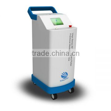 Medical Video Recognition RF CO2 Fractional Super/Ultra Pulse Laser Skin Aesthetic/Beauty Machine/System Face Lifting