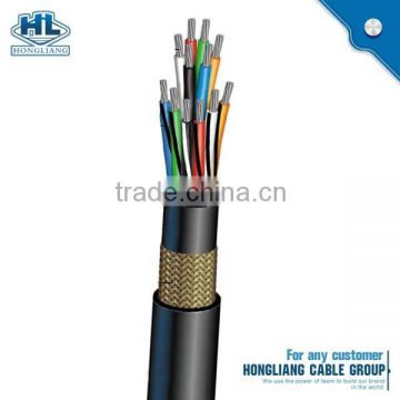 individual screen unarmoured instrument cable BS DIN 2*0.25 2*0.34 ...