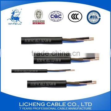 factory price for kvv 2*10mm2 control cable copper conductore pvc insulated and sheathed