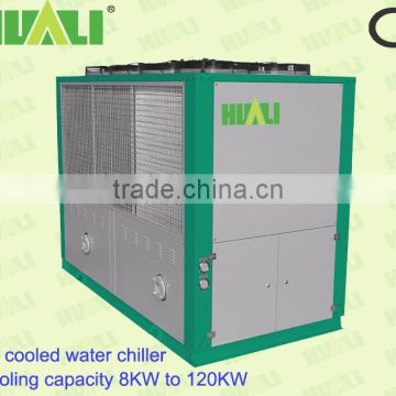3 Tons Industrial Air Cooled Water Chillers Plastic injection use industrial air cooled water chiller perfect cooling