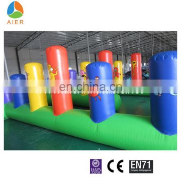 2016 Alien Lasher Tag Field Inflatable Obstacle Course with CE certification