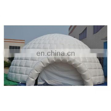 giant white inflatable dome tent igloo party tent for sale