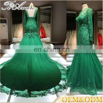 Full-length Ball Gown Princess Party Dress/Prom Dress