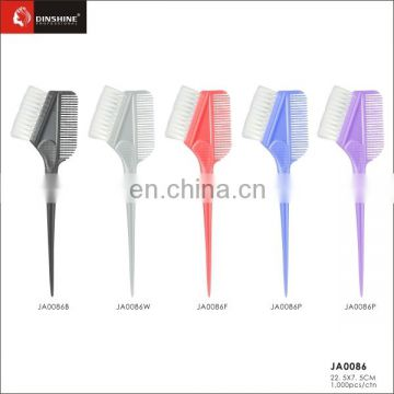 Mixing application brush tinting brush for hair coloring/dyeing