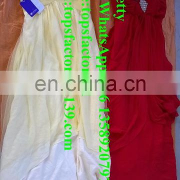 Cream quality second hand clothes korean used clothing