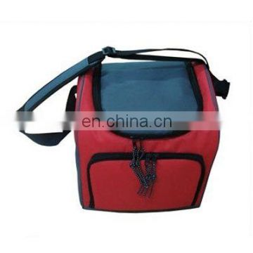 popular style wine cooler bag with shoulder strap cooling bag