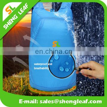 practical foldable backpack. sports backpack