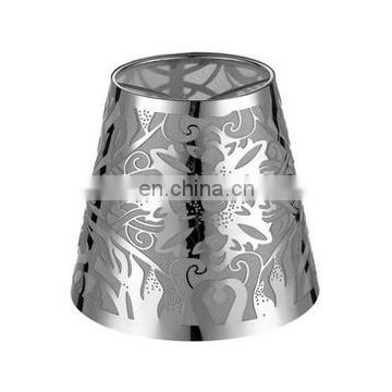 Wholesale cheap lampshade frame making supplies lamp cover for christmas