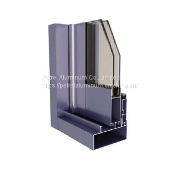76 SERIES SLIDING WINDOW