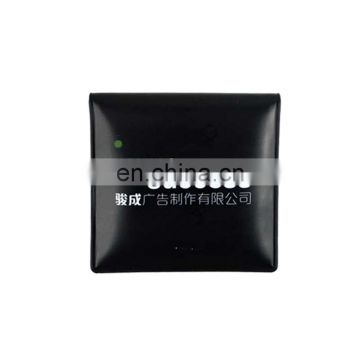 8*8cm pvc eva foil material pocket ashtray