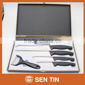 Professional High Quality 6Pcs Knife Set With Box