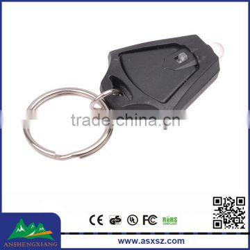 CE Certification White Light Logo Customize LED Keychain Suppliers