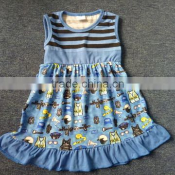 1f107573713a 2017 wholesale summer apparel of child girls baby girl frock design boutique  girl clothing from China supplier of baby girls boutique dress from China  ...