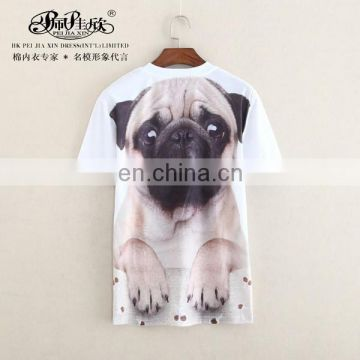 Peijiaxin Fashion Design Casual Style Fashionable Men 3d T shirt