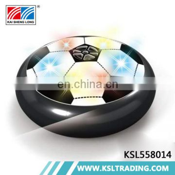 Fine workmanship hot items 14cm electric light hover football game