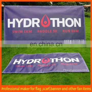 promotional sports vinyl backdrop