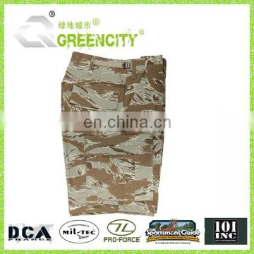 desert tiger BDU shorts
