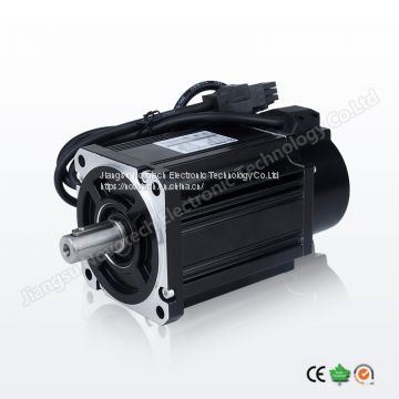 China Cheap NEMA 34 AC servo motor 750w with driver kit