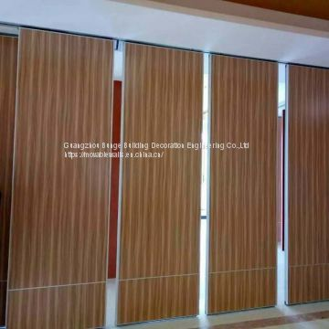 Soundproof Room Divider Sliding Door Office Partition Wall