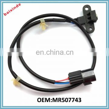 Baixinde Car Parts Engine Crankshaft Position Sensor MR-507743 MR507743 J5T25178 For Mitsubishi